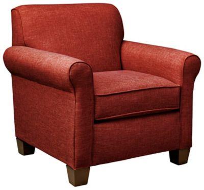 Spectrum-III Chair, Vermillion Red, swatch