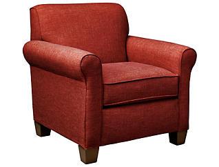 Spectrum-III Chair, Vermillion Red, large