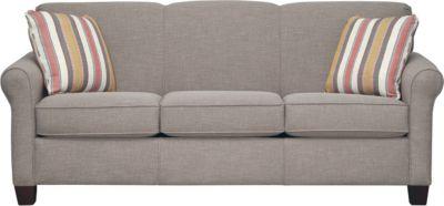 Spectrum-III Sofa, Silt Grey, swatch