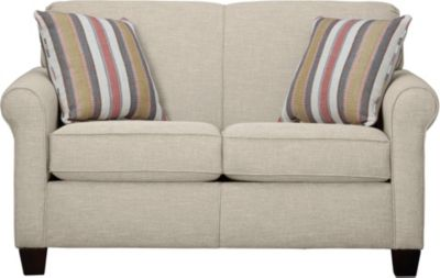 Spectrum-III Loveseat, Barley, swatch