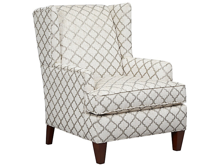 Grandeu0027 Accent Chair, Grey