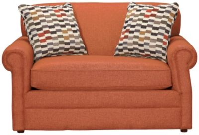 Kerry III Twin Air Sleeper, Copper Orange, swatch