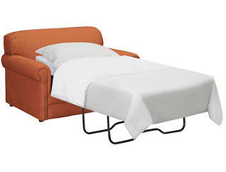 Kerry III Twin Air Sleeper, Copper Orange, large
