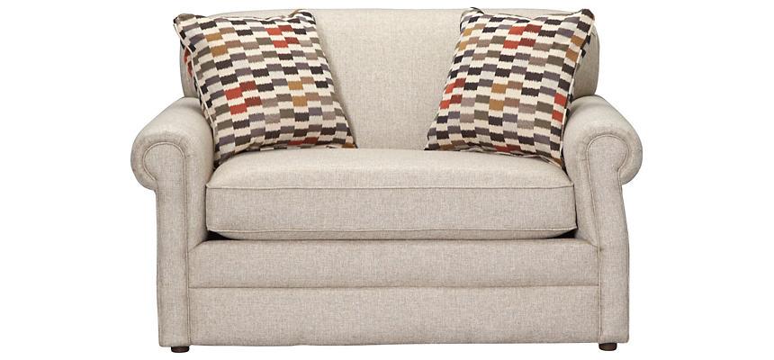 Kerry III Lace Twin Sleeper Sofa
