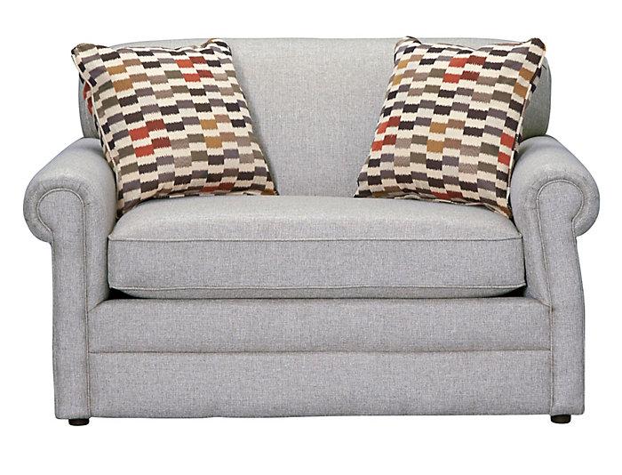 Fine Kerry Iii Steel Twin Sleeper Sofa Cjindustries Chair Design For Home Cjindustriesco