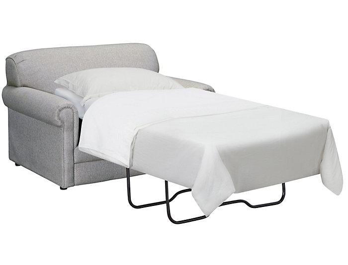 Kerry III Twin Sleeper, Steel, Steel, large