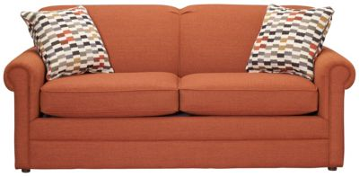 Kerry III Full Air Sleeper, Copper Orange, swatch