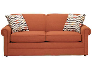 Kerry III Full Air Sleeper, Copper Orange, Copper Orange, large