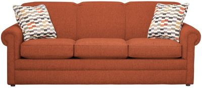 Kerry III Queen Air Sleeper, Copper Orange, swatch