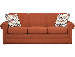 Kerry III Queen Air Sleeper, Copper Orange, large