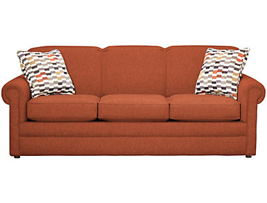 Kerry III Queen Air Sleeper, Lace, Copper Orange, large