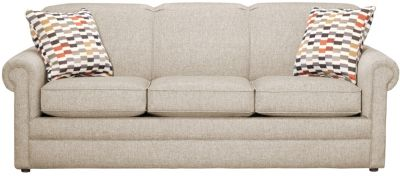 "Kerry III 80"" Sofa, Lace, swatch"