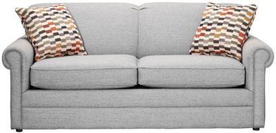 "Kerry III 72"" Sofa, Steel, swatch"
