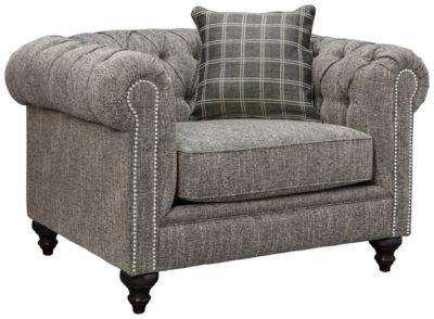 Cameron-II Chair, Grey, swatch
