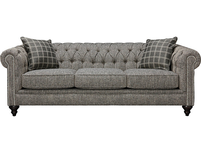 Cameron Ii Sofa Grey Large