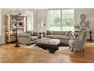 Cameron II Tweed Sofa, , large