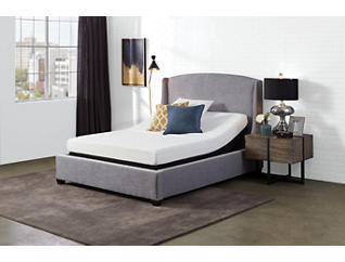 "EXINT 7"" Memory Foam Mattress & Foundations, , large"