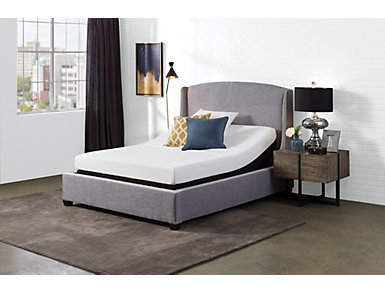 "Excel International 7"" Memory Foam Mattress & Foundations, , large"