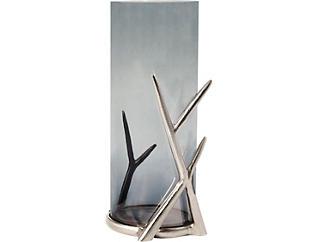 Lustre Vase in NP Branch Frame, , large