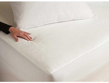 Twin Mattress Protector, , large