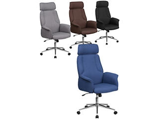 Carmen Office Chair Collection, , large