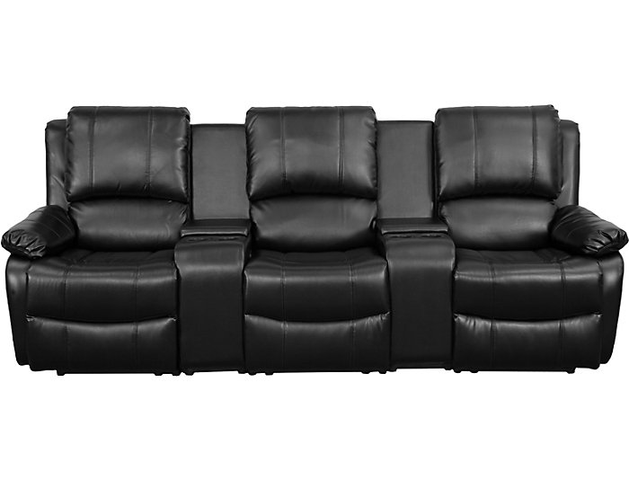 Alize Theater Reclining Sofa Large