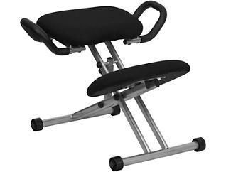 Kiki Ergonomic Kneeling Chair, , large