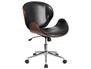 Parker Black Walnut Chair, , large