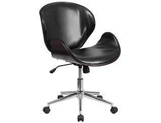 Parker Black Mahogany Chair, , large