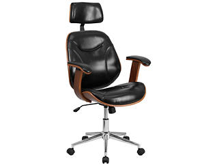 Ray High Back Swivel Chair, , large