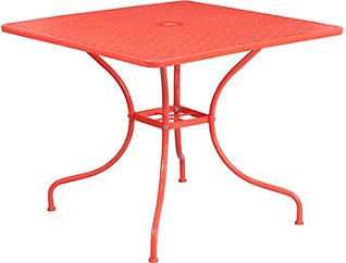 Allen Coral Dining Table, , large