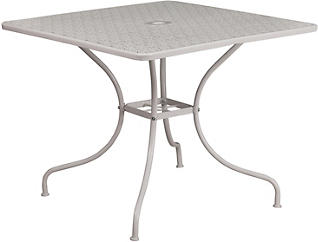 Allen Grey Dining Table, , large