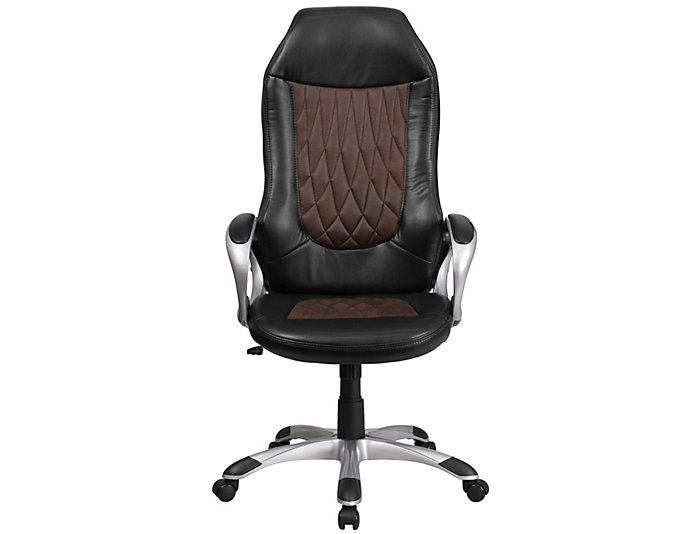 Cullen Brown Office Chair, , large