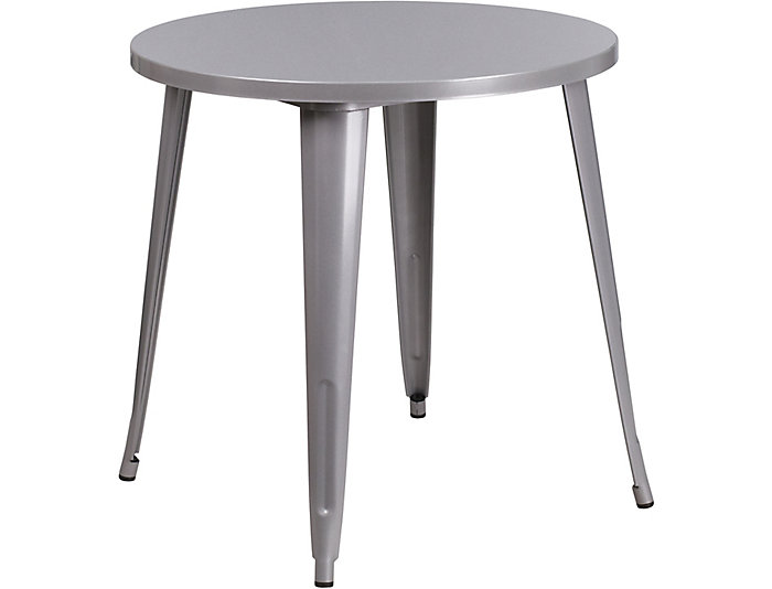 Frisco Silver Dining Table, , large