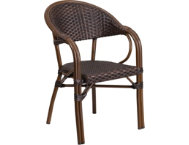shop Edina-Dark-Brown-Rattan-Chair