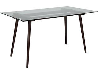 Meriden Espresso Dining Table, , large