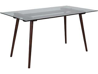 Meriden Walnut Dining Table, , large