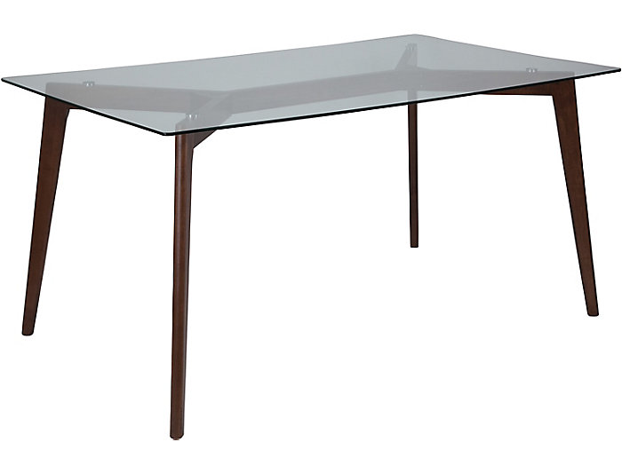 Parkside Walnut Dining Table, , large