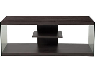 """Gilmer 47"""" Driftwood TV Stand, , large"""