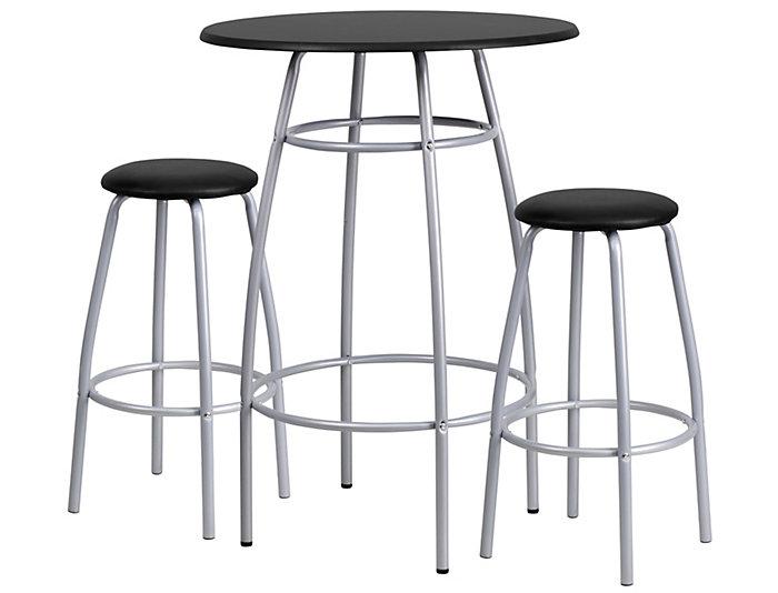 3 Piece Table Set, , large