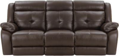 Torino Power Reclining Sofa, Chocolate, swatch