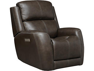 Zelda Dual Power Recliner, , large