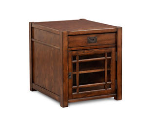 Sonoma Storage End Table, , large