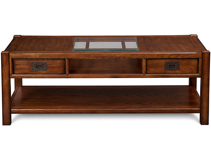 Prime Sonoma Chestnut Rectangular Coffee Table Gmtry Best Dining Table And Chair Ideas Images Gmtryco