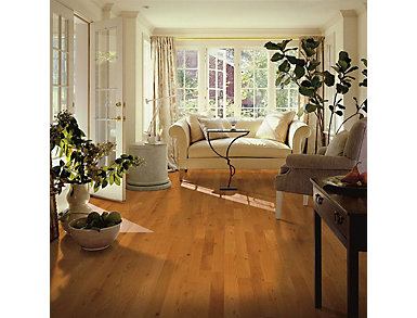 Yorkshire PLank Oak Canyon 3/4 x 3.25 in. Solid Hardwood                        $4.98 / sq. ft (22 sq. ft / case), , large