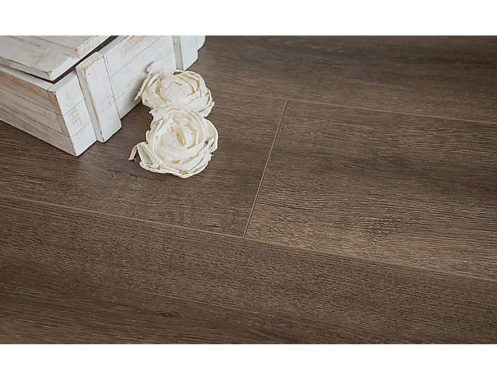 Audacity Classica Naturals Homestead Brown 12 mm x 5.67 in.                     Laminate $3.98 / sq. ft (15.37 sq. ft / case), , large