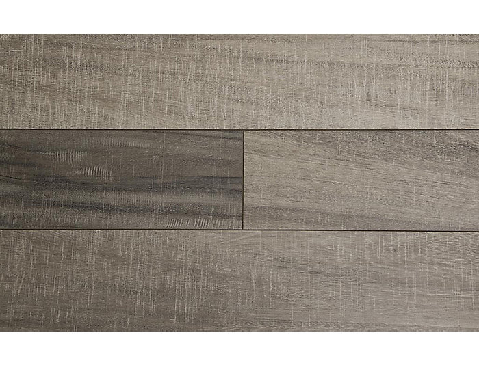 Audacity Vintage Cascade Driftwood 12 mm x 5.67 in. Laminate                    $3.98 / sq. ft (13.18 sq. ft / case), , large