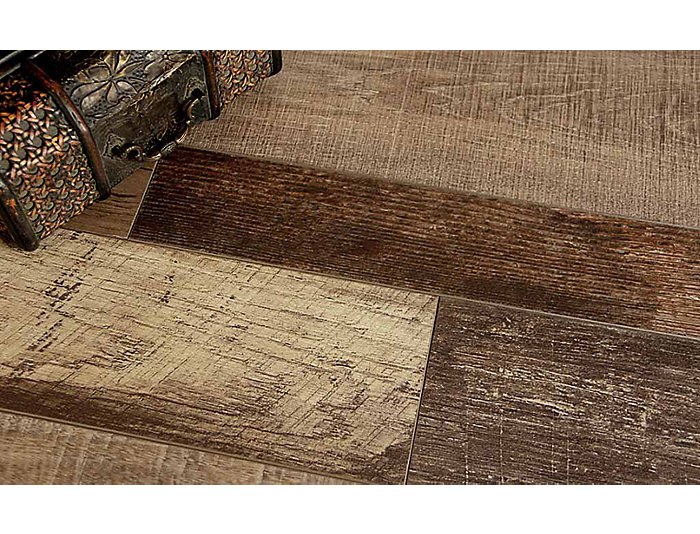 Audacity Lodge New Hope Barnwood 12 mm x Random. Laminate                       $3.98 / sq. ft (22.56 sq. ft / case), , large