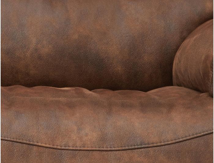 Franklin Richmond Reclining Sofa, Brown, , large