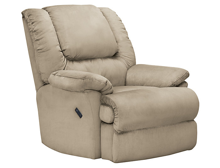 Kinzie Power Bed Recliner, Beige, , large